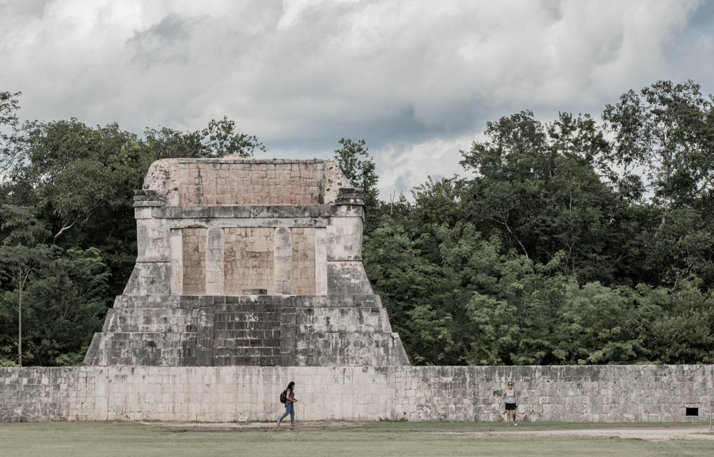 Cancer Road Trip Chichen Itza