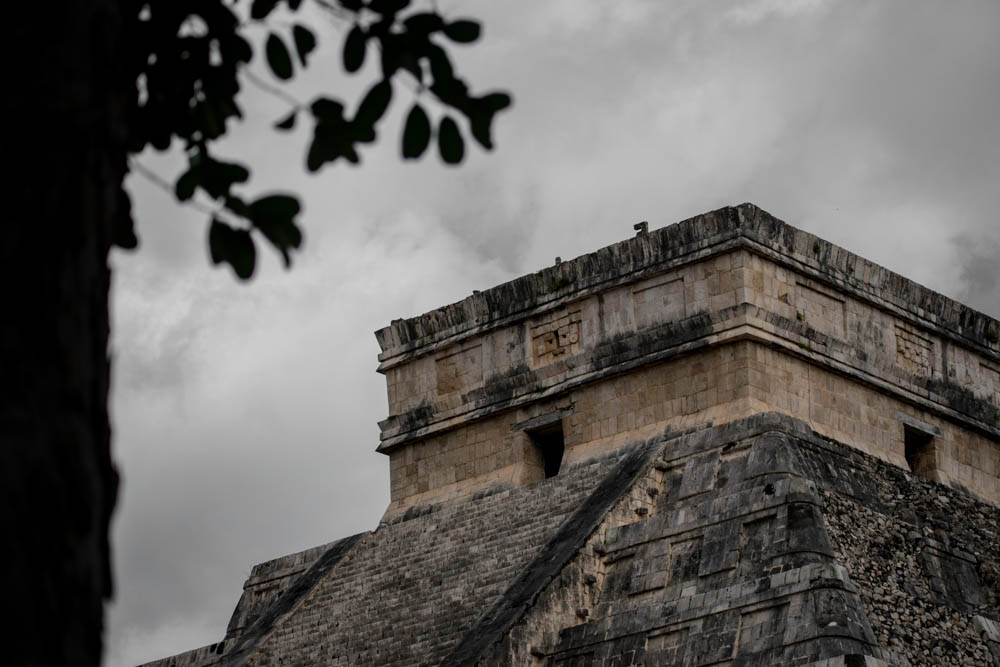 Chichen Itza, Mexico Cancer Road Trip