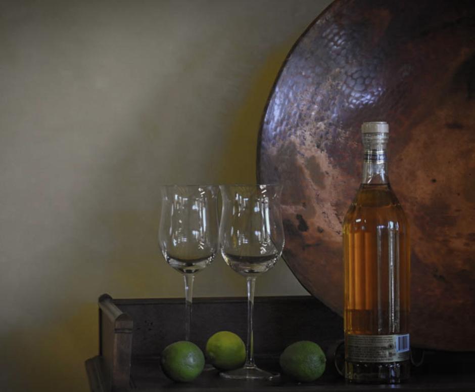 Tequila in Santa Fe