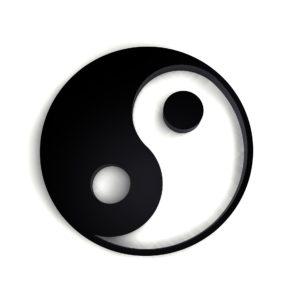 Buddist yin and yang