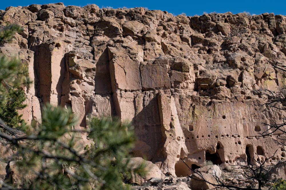 CancerRoadTrip Puye Cliff Dwellings Cancer Road Trip