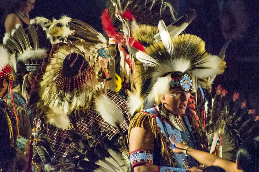 Pow Wow Cancer Road Trip Indian Dances #GatheringoftheNations