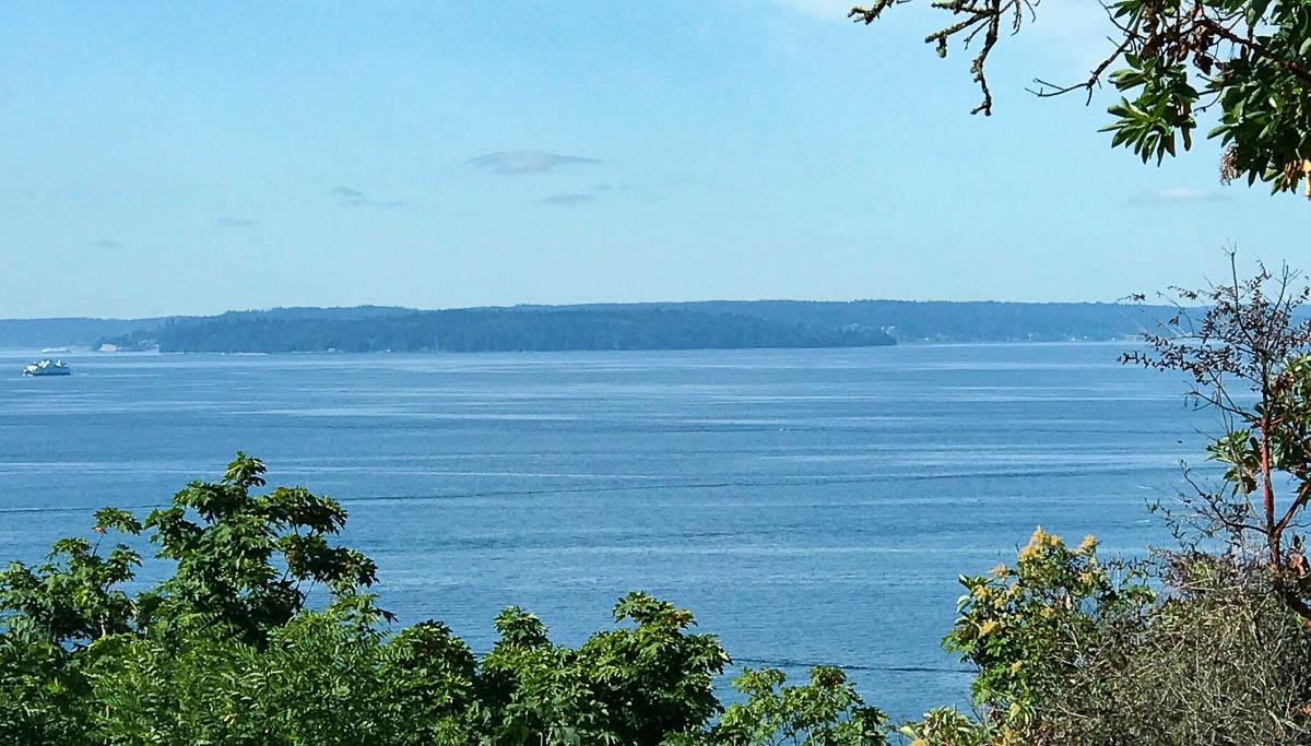 Vashon Island Puget Sound