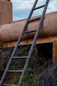 CancerRoadTrip, Ghost Ranch, O'Keeffe house at Ghost Ranch
