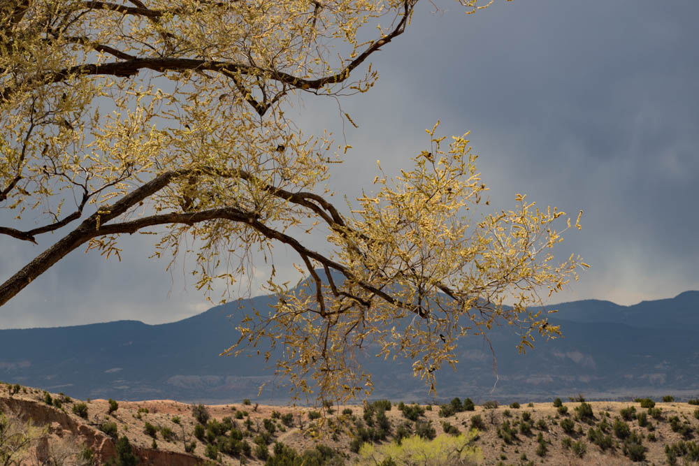 O'Keeffe House CancerRoadTrip Ghost Ranch