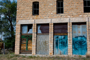 Duran, NM, Ghost town