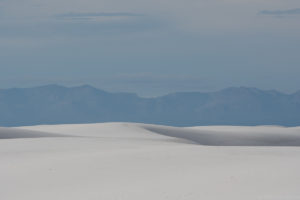 White Sands, New Mexico CancerRoadTrip