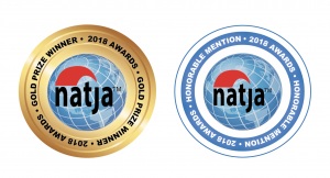 travel writer, natja, natja awards