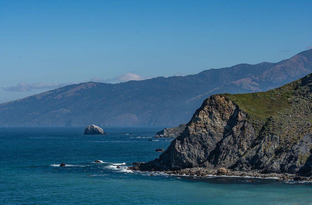 Iconic Drives: San Simeon to Big Sur