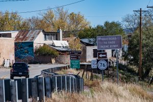 The High Road To Taos, Chimayo