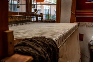 Weaving in Chimayo