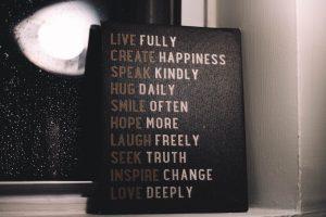 cancer, kind words