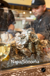 Oysters, Napa