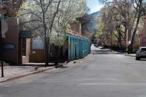 Lockdown Santa Fe, Culinary Travels