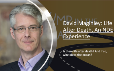The Impact of an NDE with David Maginley, Part II