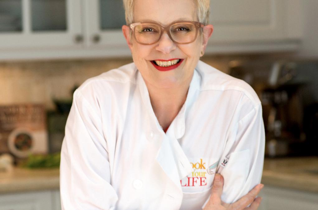 Ann Ogden Gaffney: From Fashion to the Kitchen